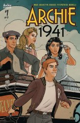 Archie Comics Group's Archie 1941 Issue # 1b