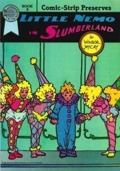 Blackthorne Publishing's Little Nemo In Slumberland Issue # 2