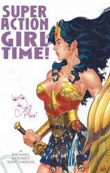 Michael Dooney's Super Action Girl Time! Issue # 1