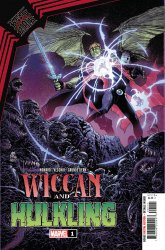 Marvel Comics's King in Black: Wiccan and Hulking Issue # 1