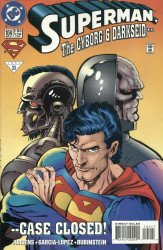 DC Comics's Superman Issue # 104