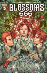 Archie Comics Group's Blossoms 666 Issue # 5