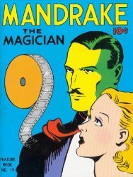 Tony Raiola's Mandrake the Magician Issue # 19