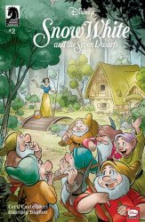 Dark Horse Comics's Disney: Snow White and the Seven Dwarfs Issue # 2