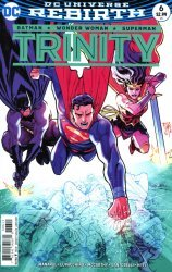 DC Comics's Trinity Issue # 6