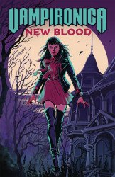 Archie Comics Group's Vampironica: New Blood TPB # 1