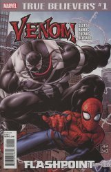 Marvel Comics's True Believers: Venom - Flashpoint Issue # 1