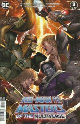 DC Comics's He-Man and the Masters of the Multiverse Issue # 3