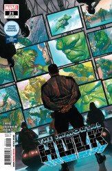 Marvel Comics's The Immortal Hulk  Issue # 21
