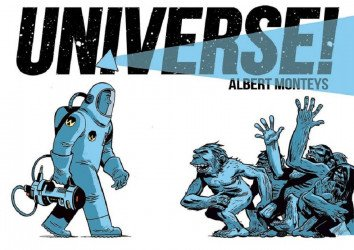 Image Comics's Universe Hard Cover # 1