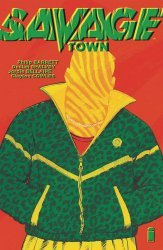 Image Comics's Savage Town Soft Cover # 1