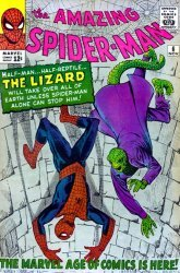 Marvel Comics's The Amazing Spider-Man Issue # 6