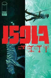 Image Comics's Isola Issue # 9b