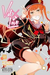 Yen Press's Val x Love Soft Cover # 8