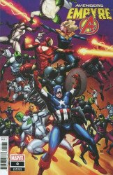 Marvel Comics's Empyre: Avengers Issue # 0c