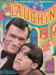 Laufer Publishing Co.'s Laugh-In Magazine Issue # 2