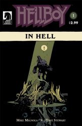 Dark Horse Comics's Hellboy in Hell Issue # 1