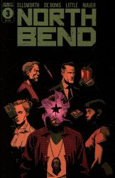 Scout Comics's North Bend Issue # 3