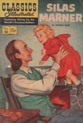 Gilberton Publications's Classics Illustrated #55: Silas Marner Issue # 1j