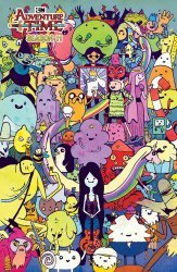 KaBOOM!'s Adventure Time Season 11 Issue # 1d