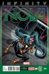 Marvel Comics's Nova Issue # 9
