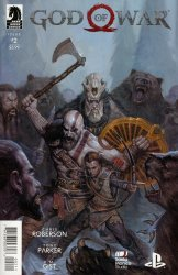 Dark Horse Comics's God Of War Issue # 2