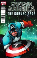 Marvel Comics's Captain America: Korvac Saga Issue # 1b