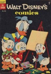 W.G.(Wogan)Publications's Walt Disney's Comics Issue # 133