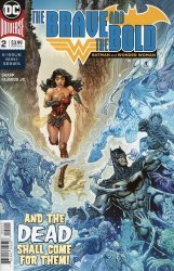DC Comics's The Brave and the Bold: Batman and Wonder Woman Issue # 2