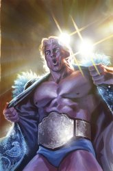 BOOM! Studios's WWE Issue # 3d