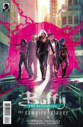 Dark Horse Comics's Buffy The Vampire Slayer Season 12: The Reckoning Issue # 2