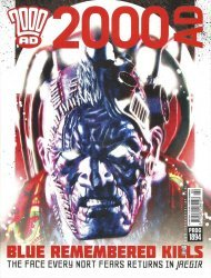 Rebellion's 2000 AD Issue # 1894