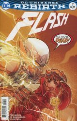 DC Comics's The Flash Issue # 7
