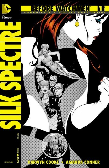 Before Watchmen: Silk Spectre 1 (DC Comics ...