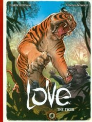 Magnetic Press's Love Hard Cover # 1