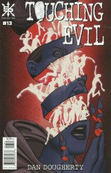 Source Point Press's Touching Evil Issue # 13