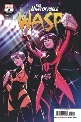 Marvel Comics's Unstoppable Wasp Issue # 2