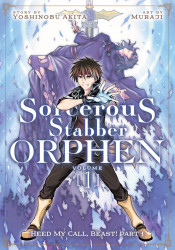 Seven Seas Entertainment's Sorcerous Stabber Orphen Soft Cover # 1