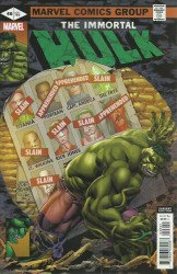 Marvel Comics's The Immortal Hulk  Issue # 46b