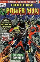 Marvel Comics's Power Man Issue # 17
