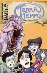 Craigmore Creations's Terra Tempo: The Academy of Planetary Evolution Issue # 1