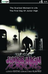 Keenspot Entertainment's Junior High Horrors Issue # 1b