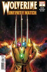 Marvel Comics's Wolverine: Infinity Watch Issue # 1