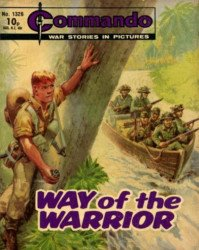 D.C. Thomson & Co.'s Commando: War Stories in Pictures Issue # 1326