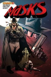 Dynamite Entertainment's Masks Issue # 6d
