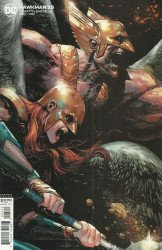 DC Comics's Hawkman Issue # 25b