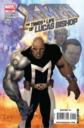 Marvel Comics's X-Men: The Times and Life of Lucas Bishop Issue # 1