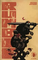 Image Comics's Rumble Issue # 1b
