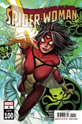 Marvel Comics's Spider-Woman Issue # 5