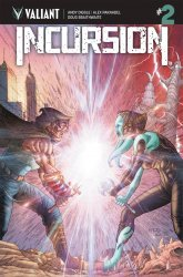 Valiant Entertainment's Incursion Issue # 2b